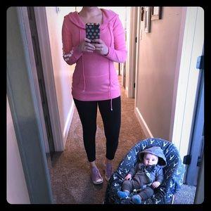 Motherhood maternity leggings capris